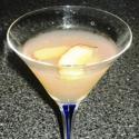 Peach Martini Garnishing Tips